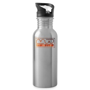 Cap logo Orange - Water Bottle