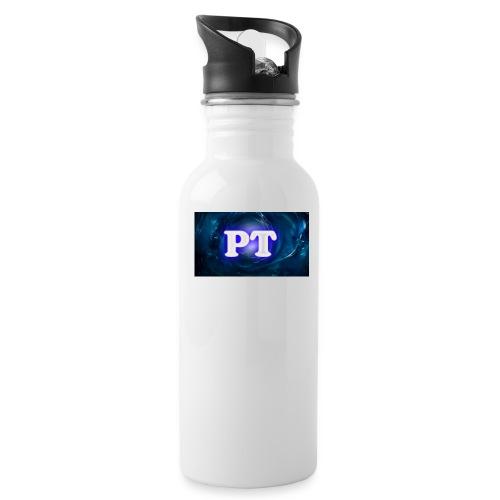 Project T Logo - Water Bottle