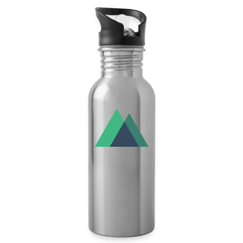 Mountain Logo - Water Bottle