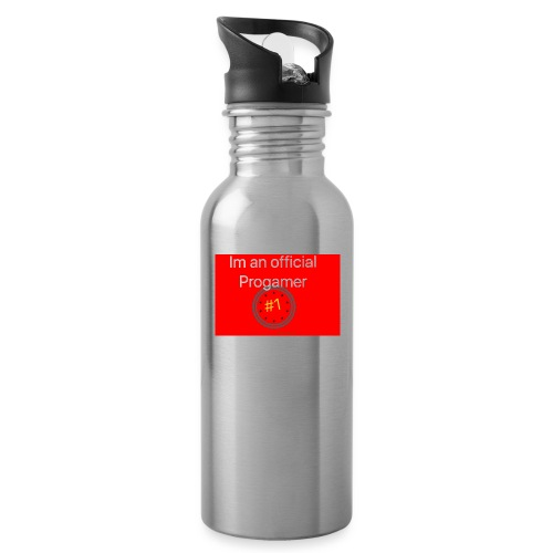 THE PRO'S - Red - Water Bottle