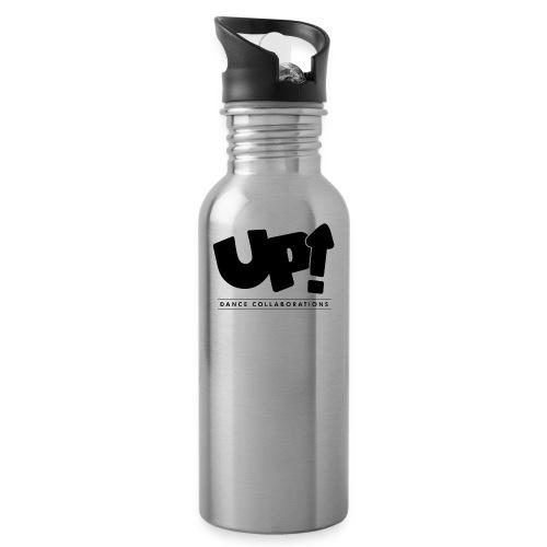 Up Dance Black Logo - Water Bottle
