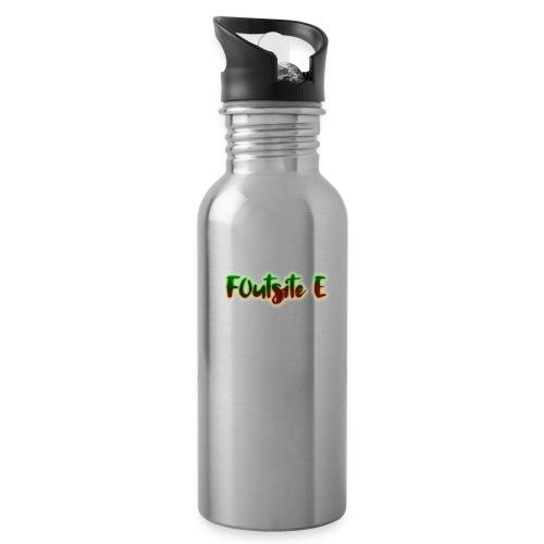 F0utsite E (HALLOWEEN Edition) - Vattenflaska