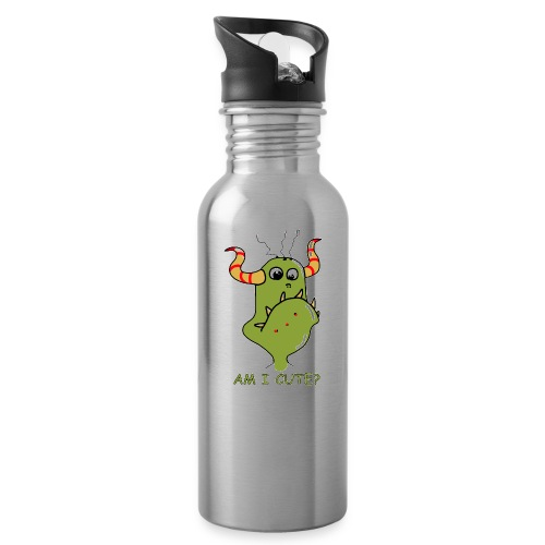 Cute monster - Water Bottle
