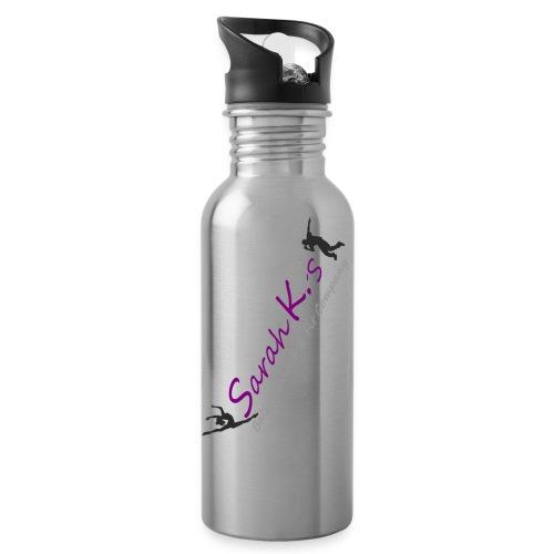Logo Sarah K´s.png - Trinkflasche