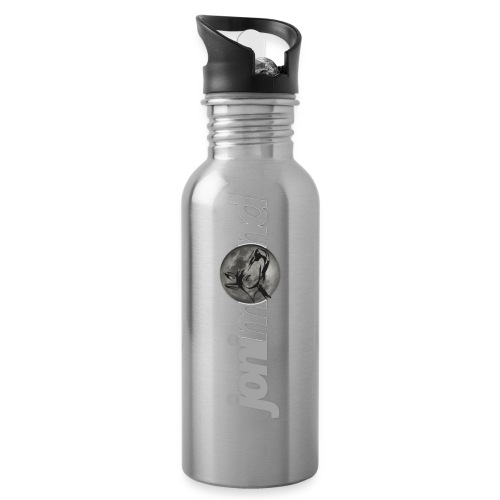 jonimondfreigestelltpng - Trinkflasche