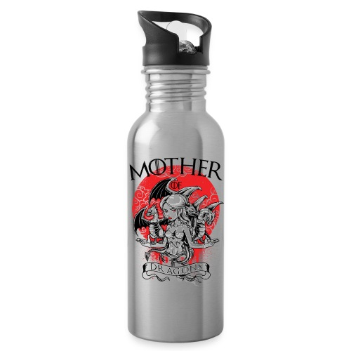 mother-of-dragons - Water Bottle