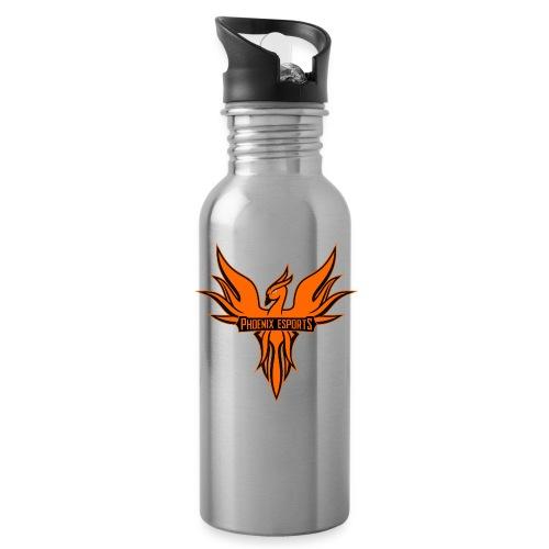 Phoenix Mascot 3Farben - Trinkflasche