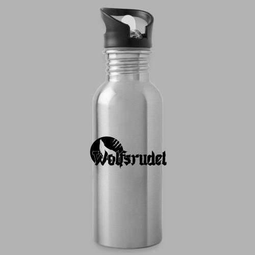 Logo Wolfsrudel EPS - Trinkflasche