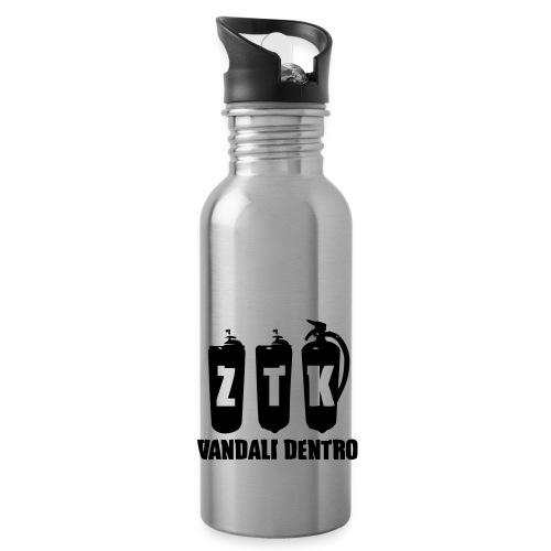 ZTK Vandali Dentro Morphing 1 - Water Bottle
