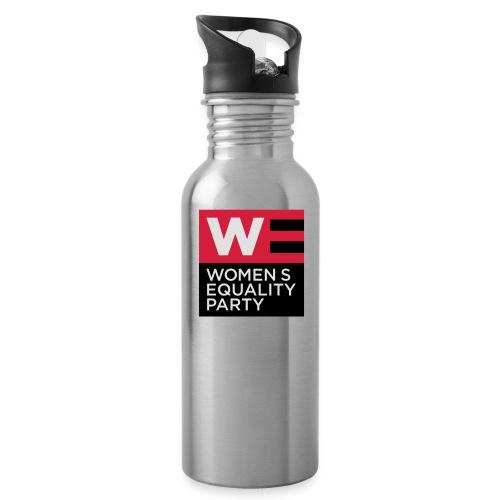 WE_LOGO_RED_CMYK - Water Bottle