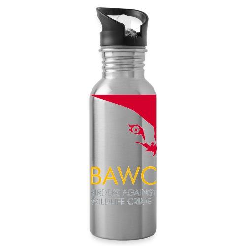 BAWC Logo - Water Bottle