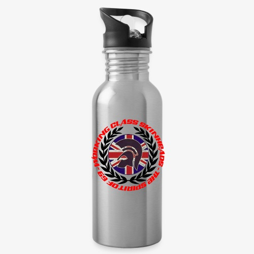 WORKING CLASS SKINHEAD JAMJACK LAUREL SPIRIT OF 69 - Water Bottle