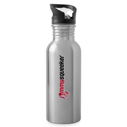 Jimmysqueeker Waterbottle - Water bottle with straw