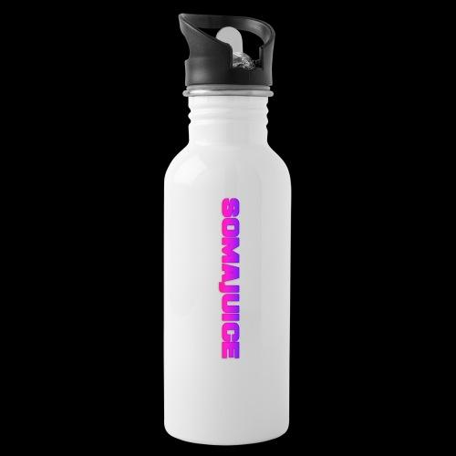S O M A // Design - Drinkfles met geïntegreerd rietje