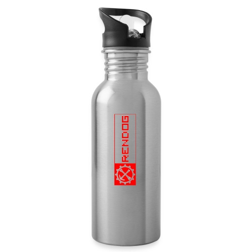 rendog strip shop final - Water bottle with straw