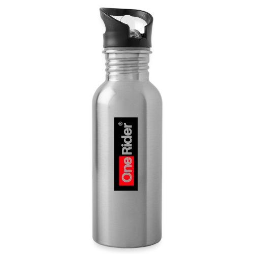 Colección OneRider® - Botella cantimplora con pajita integrada