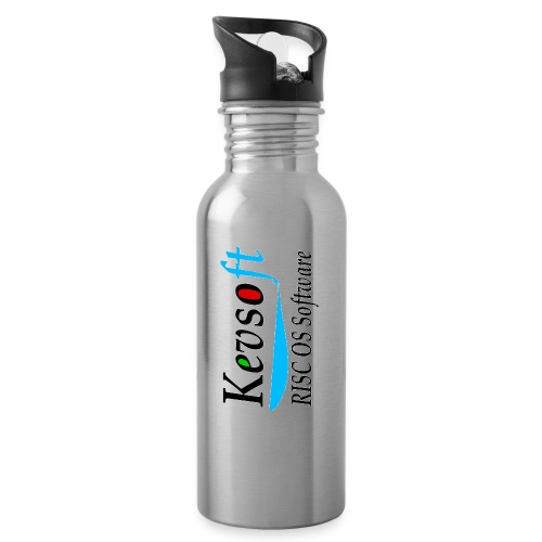 kevsoft1 - Water bottle with straw