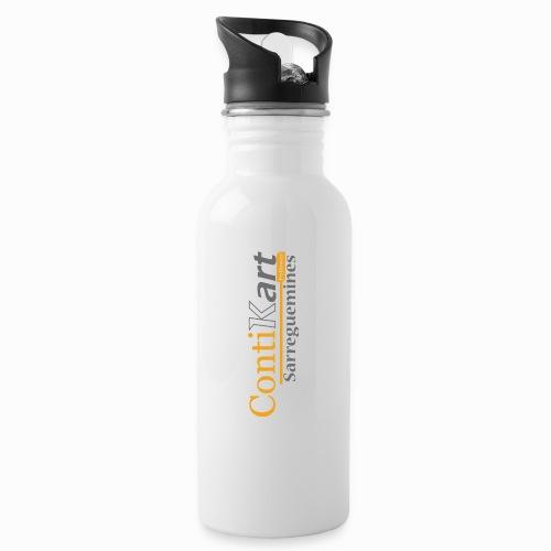 ContiKart Follower - Gourde avec paille intégrée