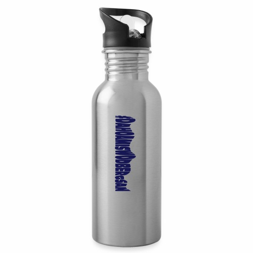 dahoamiswodbergsan - Water bottle with straw