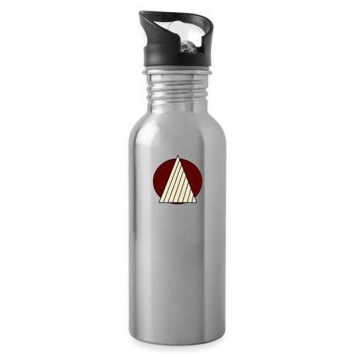 Fitzsim - Water bottle with straw
