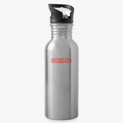 It's Juts Collipso - Water bottle with straw