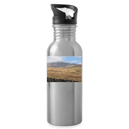 snowdon - Water bottle with straw