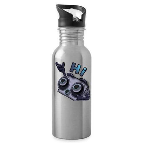 The DTS51 emote1 - Drinkfles met geïntegreerd rietje