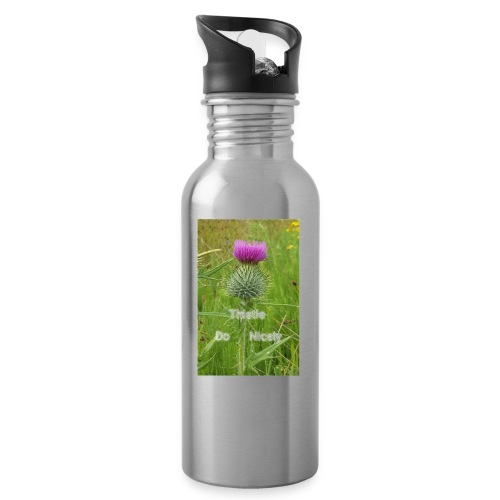 IMG 20180301 221949 Thistle Do Nicely - Water bottle with straw