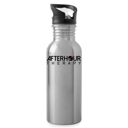 Afterhour Therapy SERIE.one - Trinkflasche mit integriertem Trinkhalm