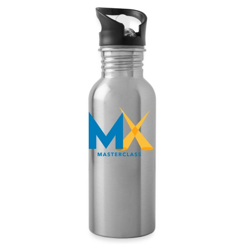 MX Masterclass - Water bottle with straw