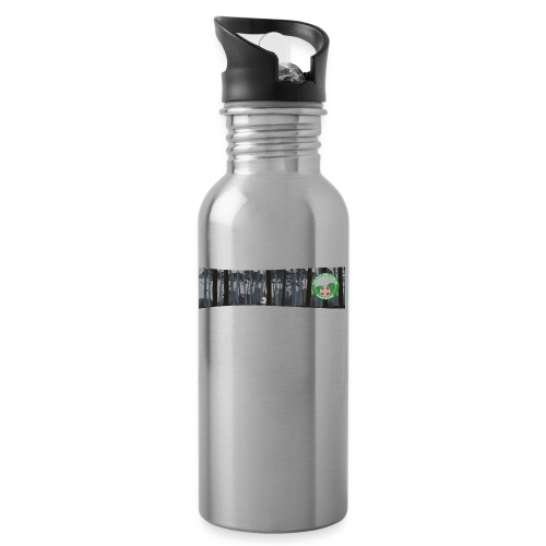 HANTSAR Forest - Water bottle with straw