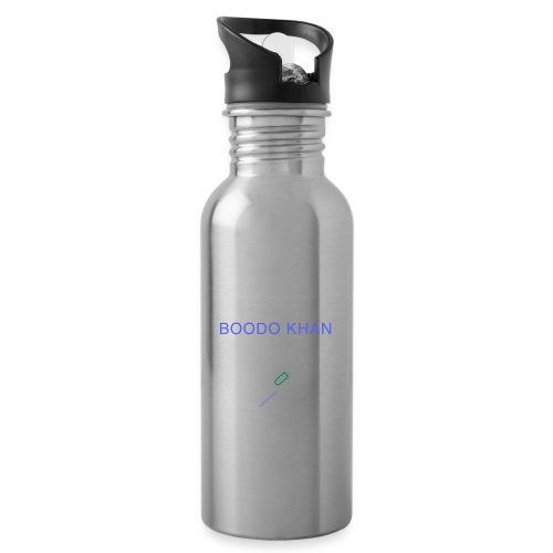 SONY Boodo Khan walkman, the legendary - Water bottle with straw