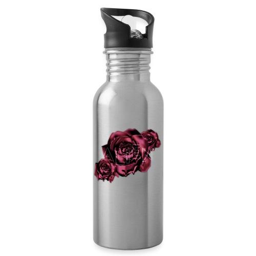 Rose Guardian Small - Drikkeflaske med integrert sugerør