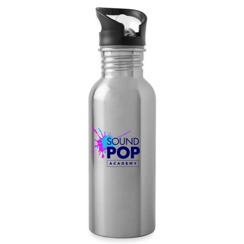 2020/2021 Sound Pop Academy Collection - Water bottle with straw