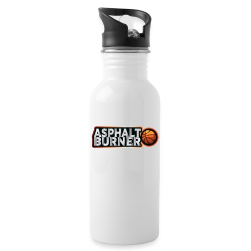 Asphalt Burner - for streetball players - Water Bottle