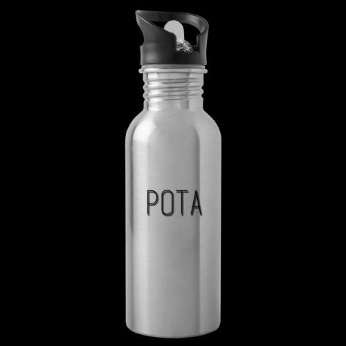 pota2 - Borraccia con cannuccia integrata
