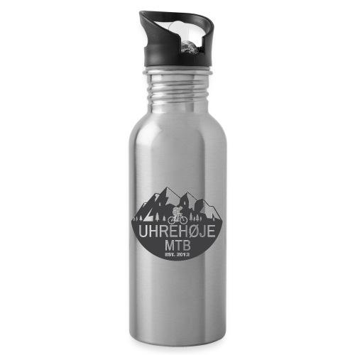UhreHøje MTB - Drikkeflaske med integreret sugerør