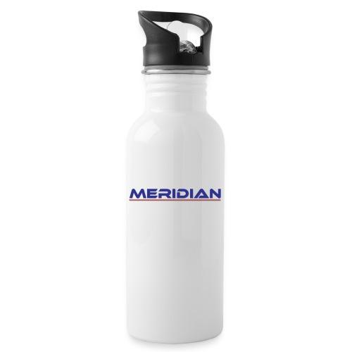 Meridian - Borraccia con cannuccia integrata