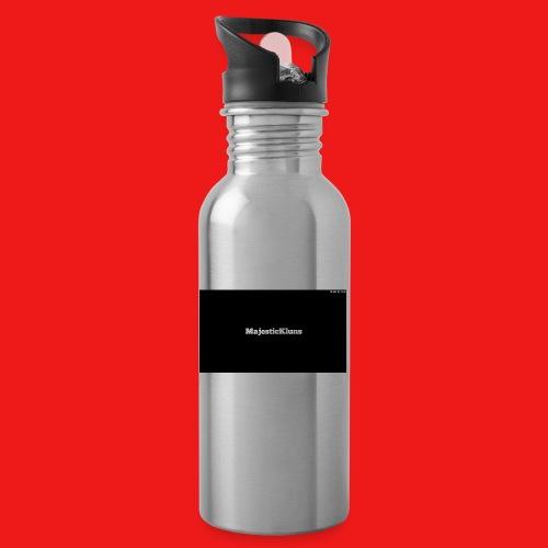 New - Drikkeflaske med integreret sugerør