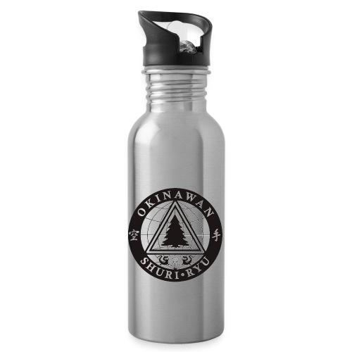 Instruktør mærke traditionel placering - Drikkeflaske med integreret sugerør