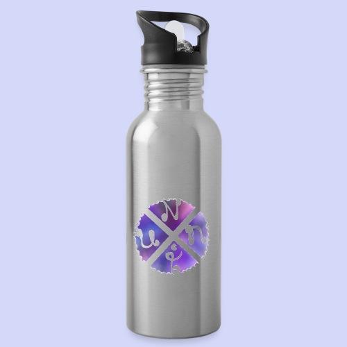Nuni! cross, NuniDK Collection - Female top - Drikkeflaske med integreret sugerør