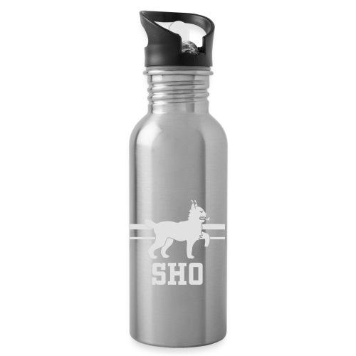 SHO Häme - Juomapullo, jossa pilli