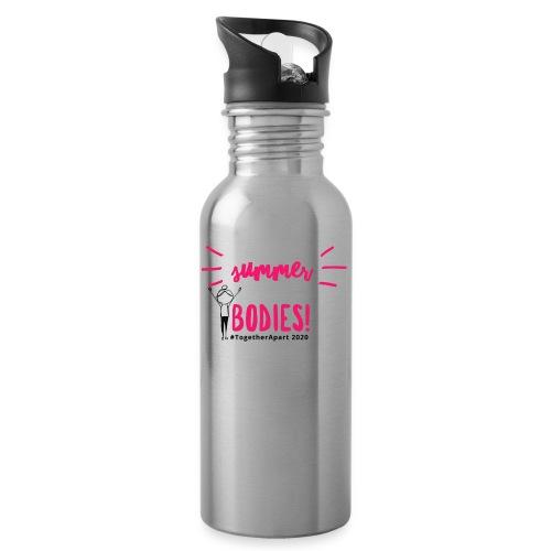 Summer Bodies [2] - Water bottle with straw