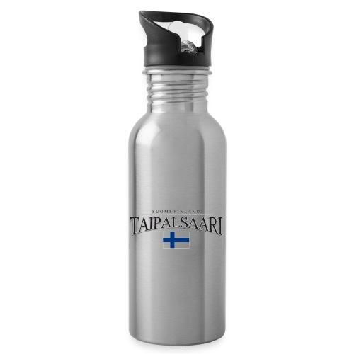 Suomipaita - Taipalsaari Suomi Finland - Juomapullo, jossa pilli