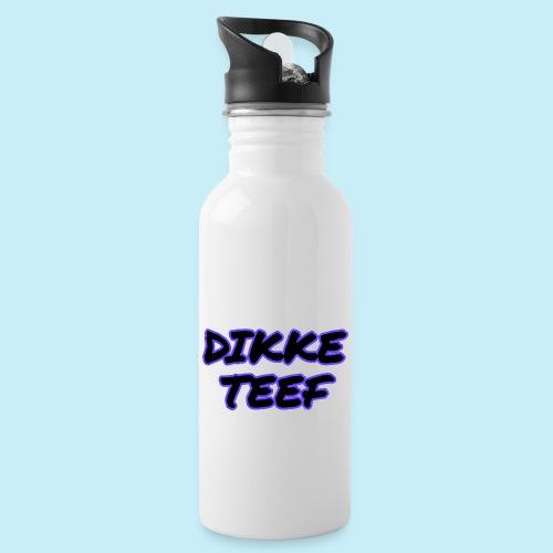 Dikke teef - Gourde avec paille intégrée