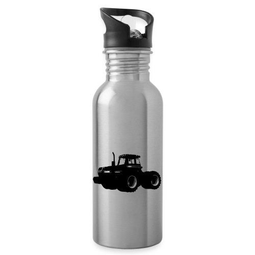 4494 - Water bottle with straw
