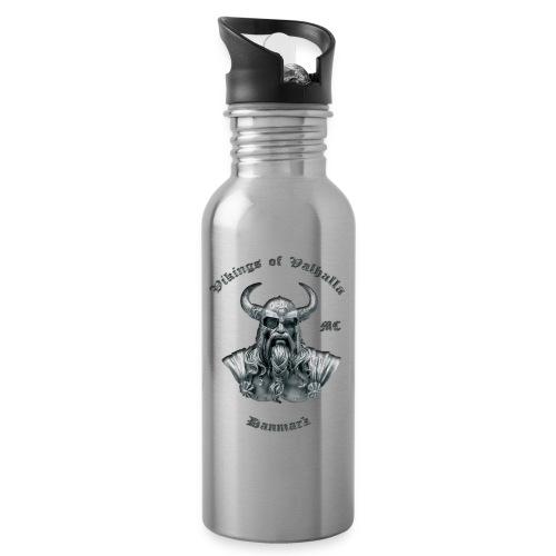 Fuld ryg minus skygge png - Drikkeflaske med integreret sugerør