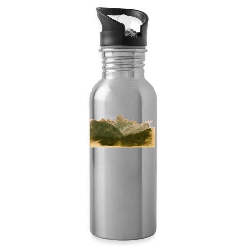 naranjo de bulnes - Botella cantimplora con pajita integrada