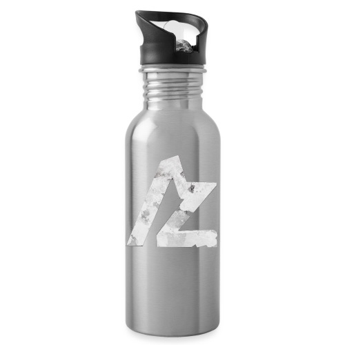 logo1000 png - Water bottle with straw
