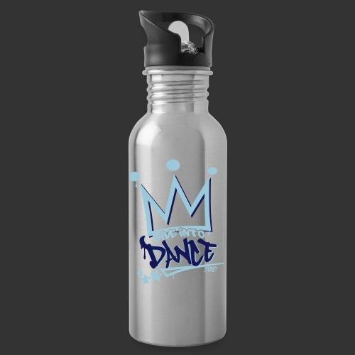 tshirtmasterverysmall9 - Water bottle with straw